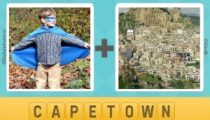 Pictoword Countries & Cities Level 16 Answer