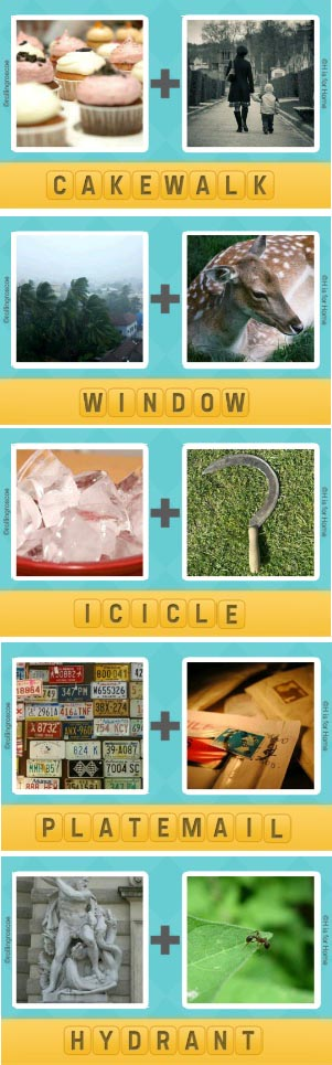 Pictoword-Level-146-150-Answers