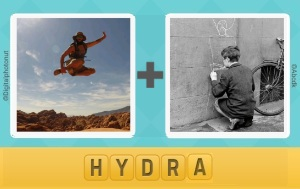 Pictoword Superheroes Level 13 Answers