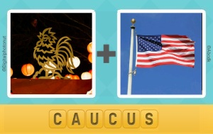 Pictoword US Politics Level 12 Answers