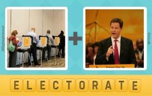 Pictoword US Politics Level 9 Answers