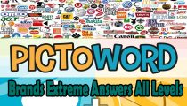 Pictoword Brands Extreme Answers All Levels