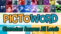 Pictoword Characters Answers All Levels