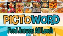 Pictoword Food Answers All Levels