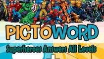Pictoword Superheroes Answers All Levels