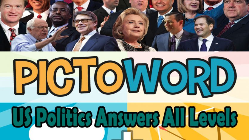 Pictoword US Politics Answers All Levels